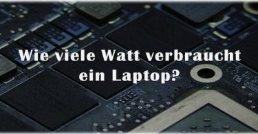 laptop watt